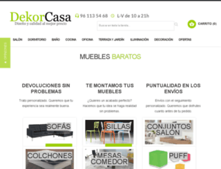estiloycasa.com screenshot