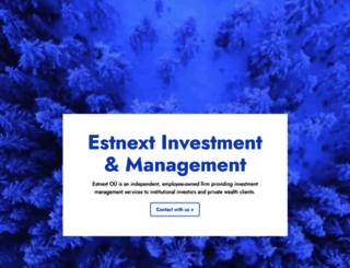estnext.com screenshot
