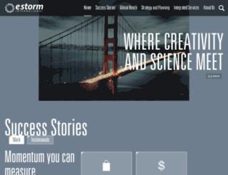 estorm.com screenshot