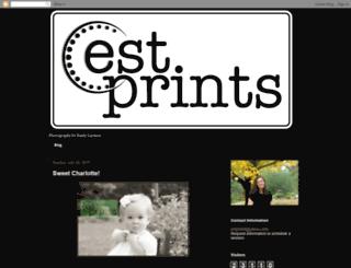 estprints.blogspot.com screenshot