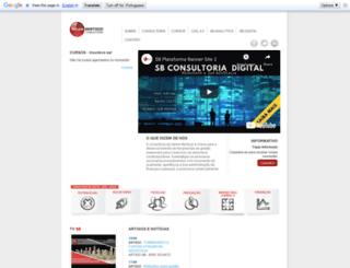 estrategianaadvocacia.com.br screenshot