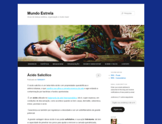 estrelaazul1.wordpress.com screenshot