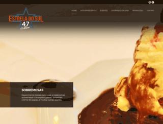 estreladosul.com.br screenshot