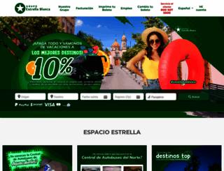 estrellablanca.com.mx screenshot