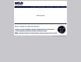 estub.com.br screenshot