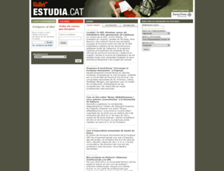 estudia.cat screenshot