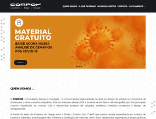 estudiocompor.com.br screenshot