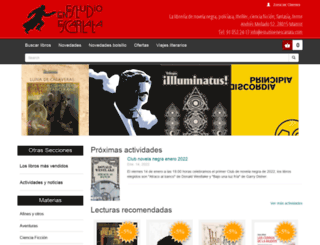 estudioenescarlata.com screenshot