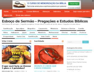 estudos.cristotube.net screenshot