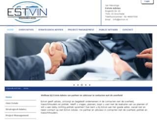 estvin.nl screenshot