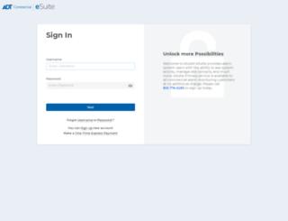 esuite.mypro1.com screenshot