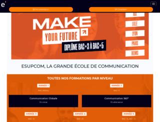 esupcom.com screenshot