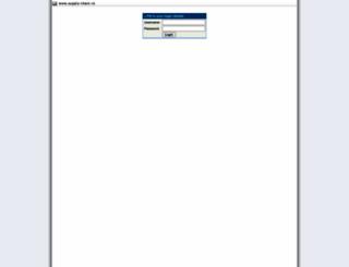 esupplychain.ro screenshot