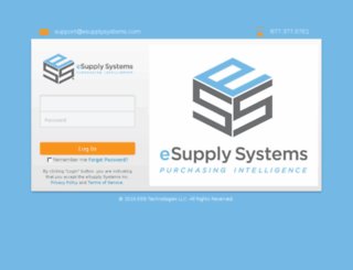 esupplysystems.com screenshot