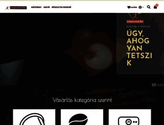 eszpresszo.hu screenshot