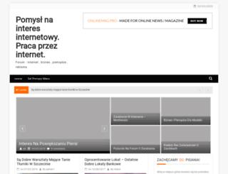 et-center.pl screenshot