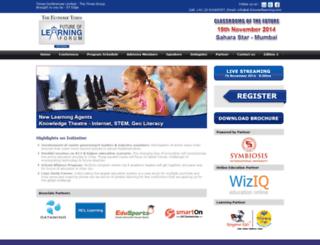 et-futureoflearning.com screenshot