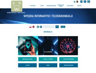 et.put.poznan.pl screenshot