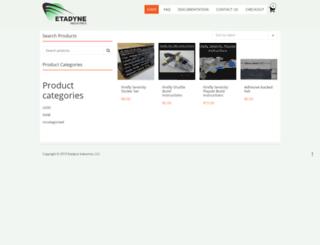 etadyne.com screenshot
