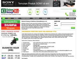 etalasebelanja.co.id screenshot