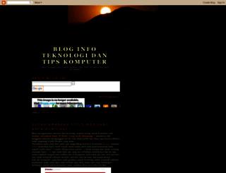 etalaseblog.blogspot.com screenshot