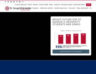 etalk.sgu.edu screenshot