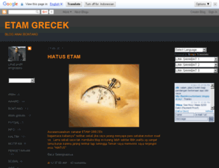 etamgrecek.blogspot.com screenshot