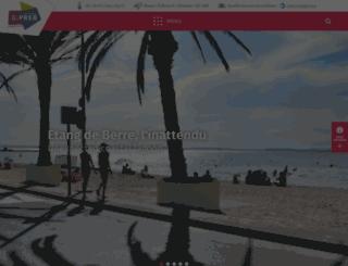 etangdeberre.org screenshot