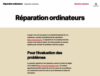 etanonline.fr screenshot