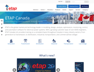 etap.ca screenshot