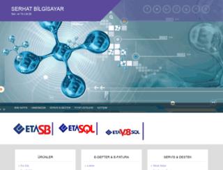 etasql.pro screenshot