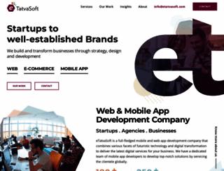 etatvasoft.com screenshot