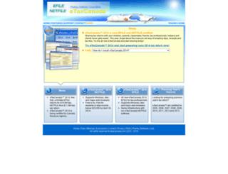 etaxcanada.com screenshot