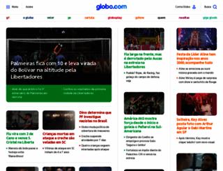 etc.globo.com screenshot