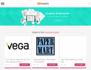 etcoupons.com screenshot
