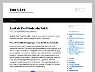 etechbot.com screenshot