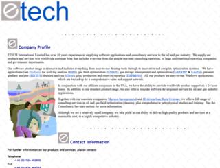 etechint.co.uk screenshot