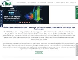 etechtexas.com screenshot