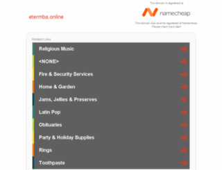 etermba.online screenshot