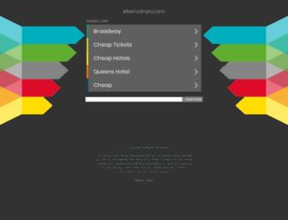 eternalnyc.com screenshot