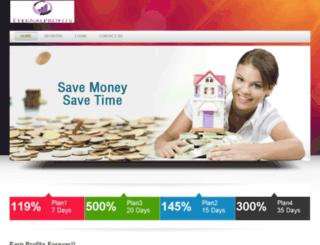eternalprofits.net screenshot