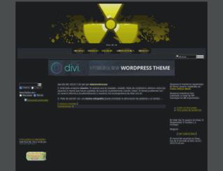 eternalrain.foroactivo.com.es screenshot