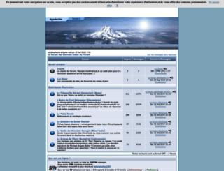 eternels.vosforums.com screenshot