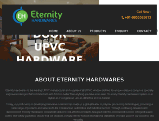 eternityhardwares.com screenshot