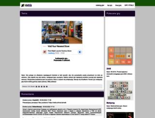 etetris.pl screenshot
