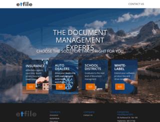 etfile.com screenshot