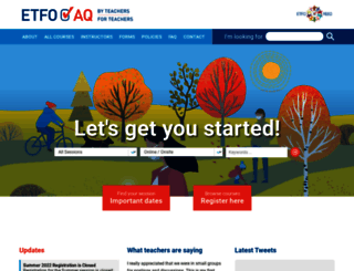 etfo-aq.ca screenshot