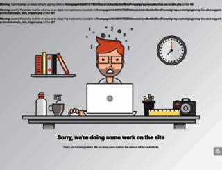 etgs.org.uk screenshot