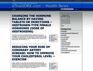 ethaistore.com screenshot