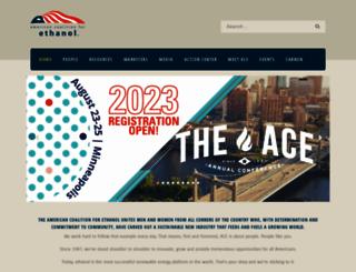 ethanol.org screenshot